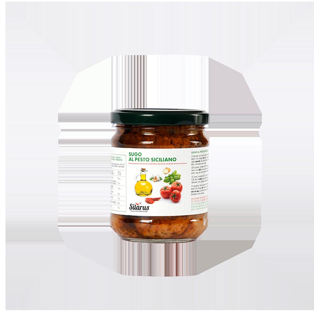 Pesto siciliano