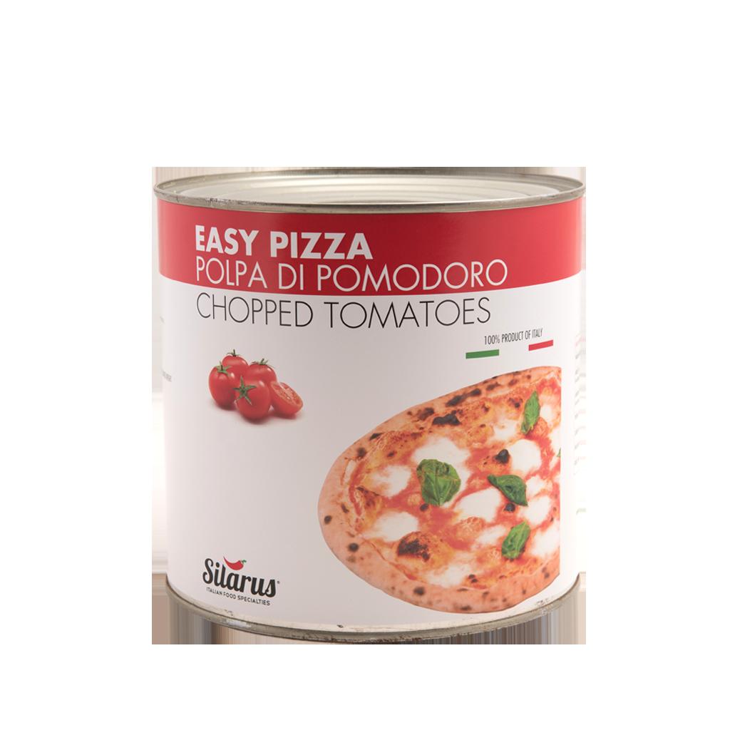 Polpa per pizza