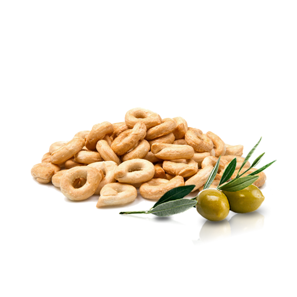 Taralli con olive