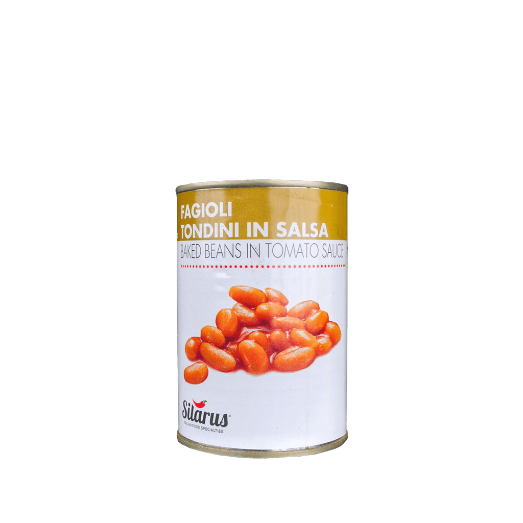 Fagioli in salsa di pomodoro