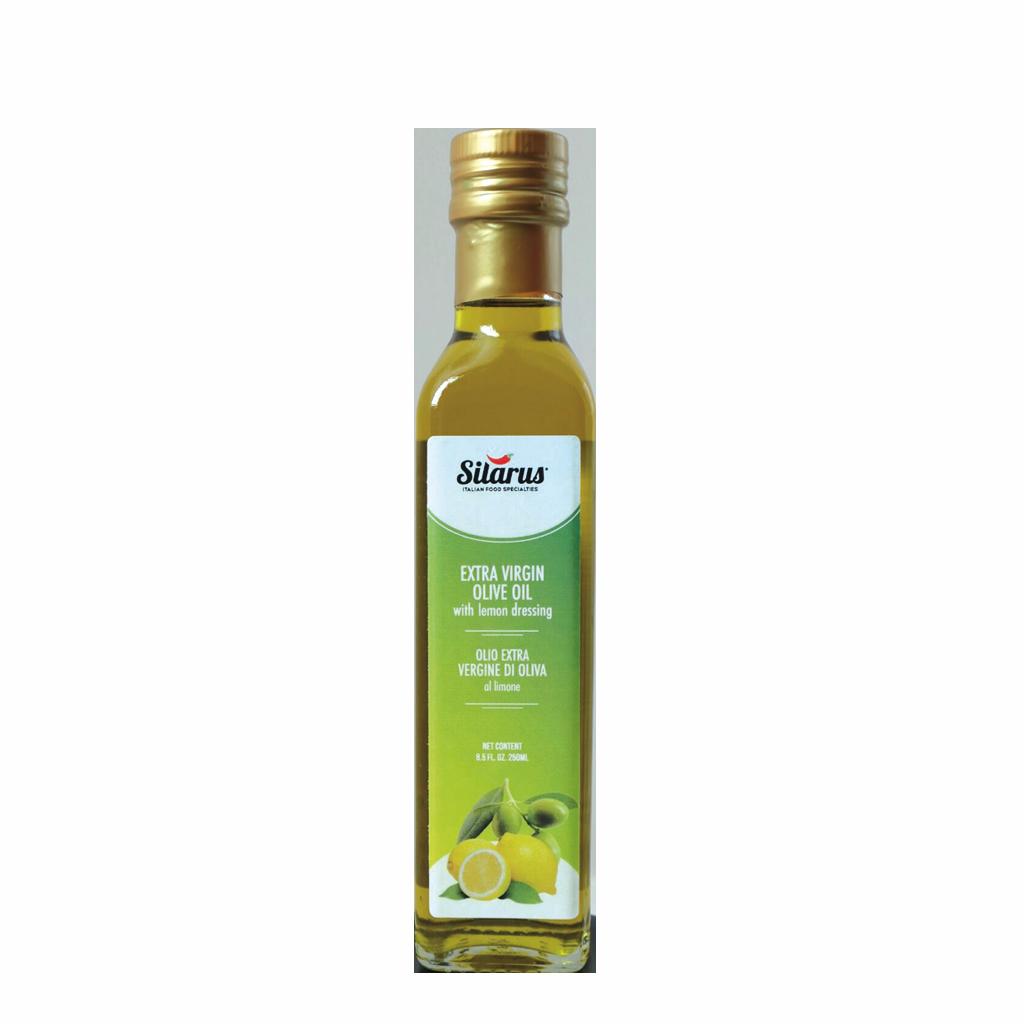 Olio Extra Vergine di Oliva al Limone