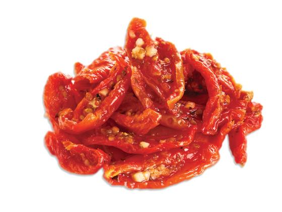 Pomodori semisecchi in olio