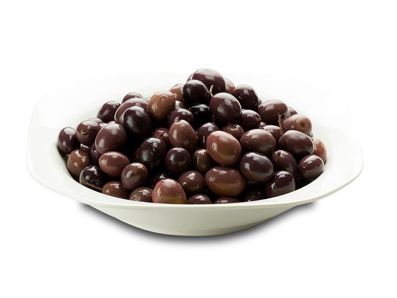 Olive leccino in salamoia