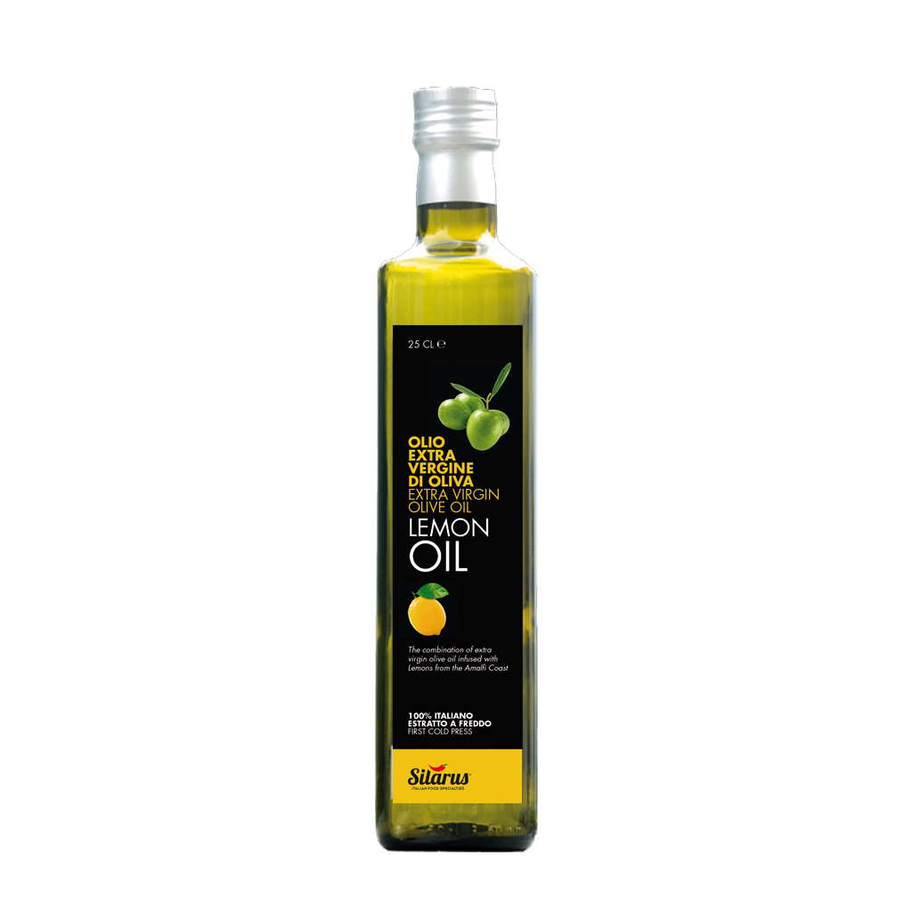 Olio Extra Vergine di Oliva con limoni della Costa d