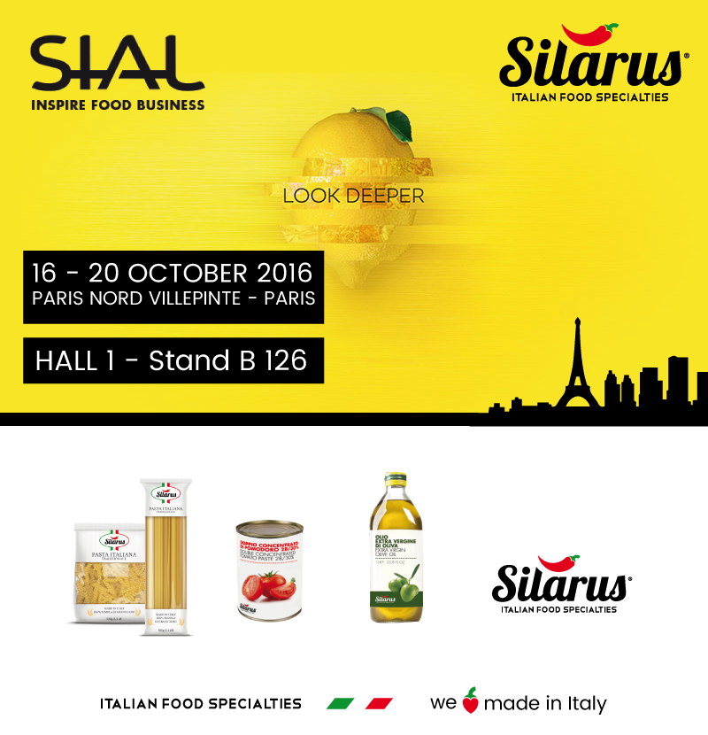 SIAL 2016 - PARIS