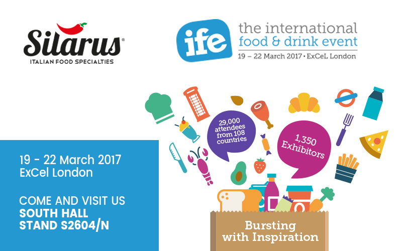 IFE - the international food & drink event