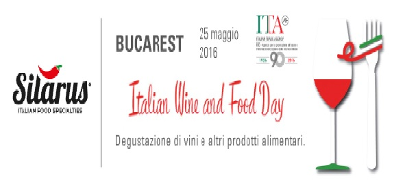 Italian Wine And Food Bucarest 2016