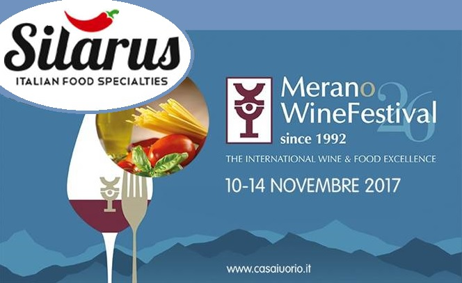 Silarus al Merano Wine Festival
